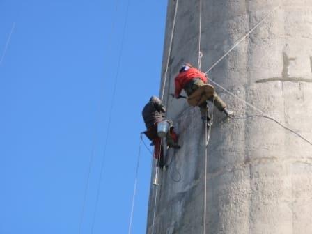 Услуги промышленных альпинистов тюмень